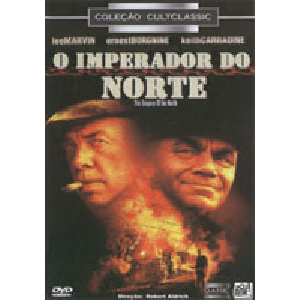 DVD O Imperador do Norte