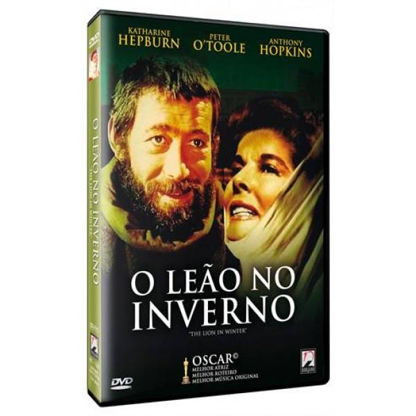 DVD O Leão No Inverno
