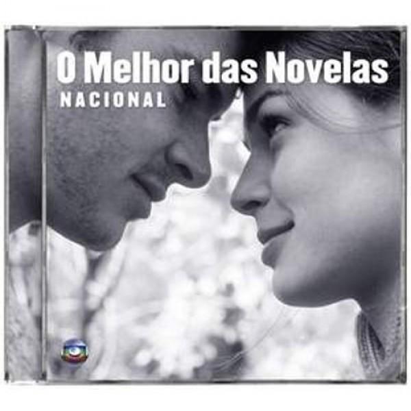 CD O Melhor das Novelas - Nacional