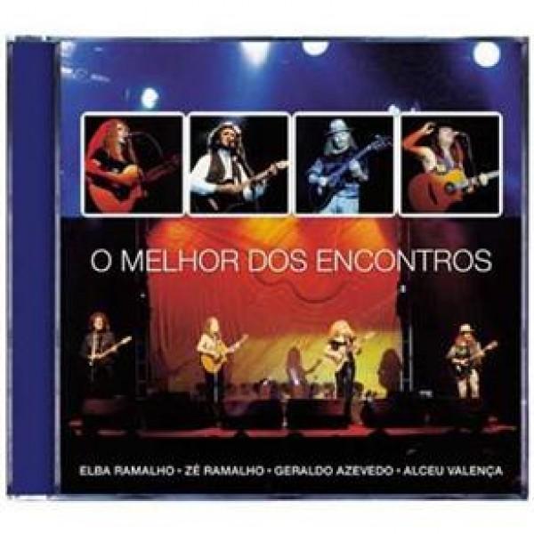 CD O Melhor dos Encontros