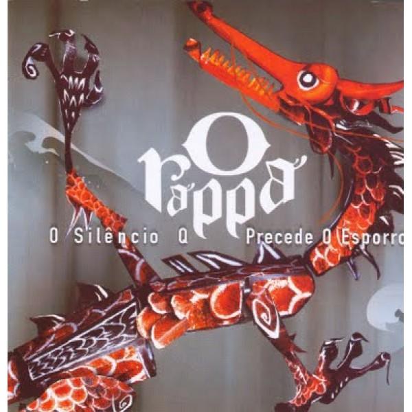 CD O Rappa - O Silêncio Q Precede O Esporro