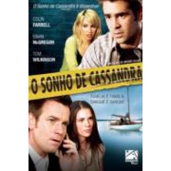 DVD O Sonho de Cassandra