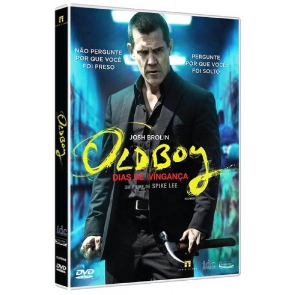 DVD Oldboy - Dias De Vingança