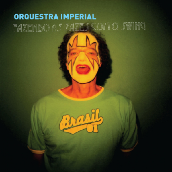 CD Orquestra Imperial - Fazendo As Pazes Com O Swing (Digipack)