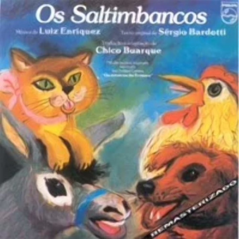 cd os saltimbancos