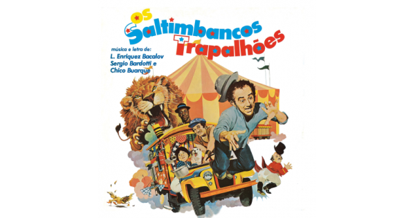 cd os saltimbancos trapalhoes