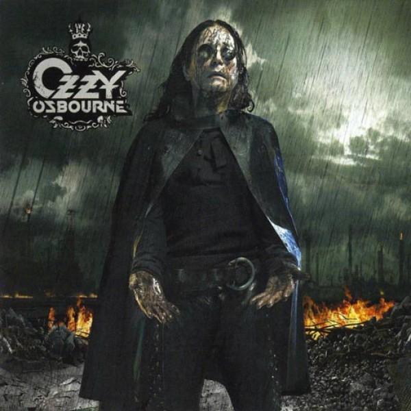 CD Ozzy Osbourne - Black Rain