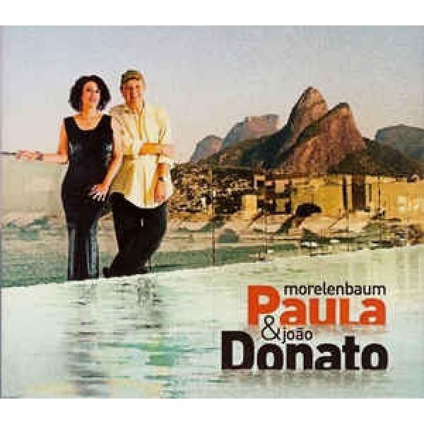 CD Paula Morelenbaum & João Donato - Água (Digipack)