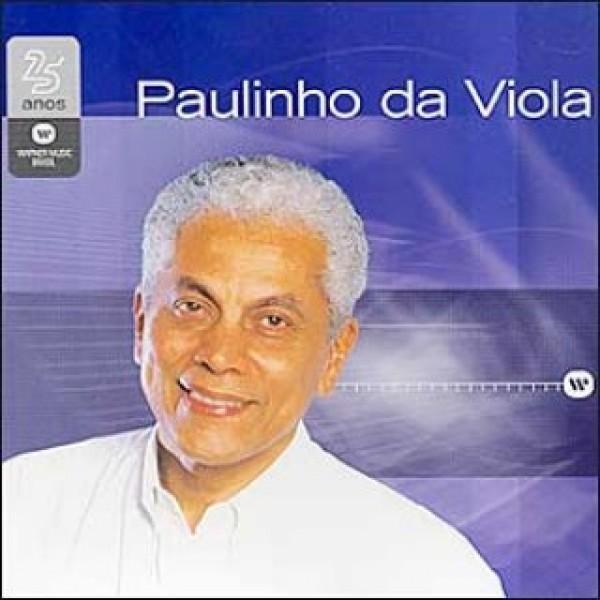CD Paulinho da Viola - Warner 25 Anos