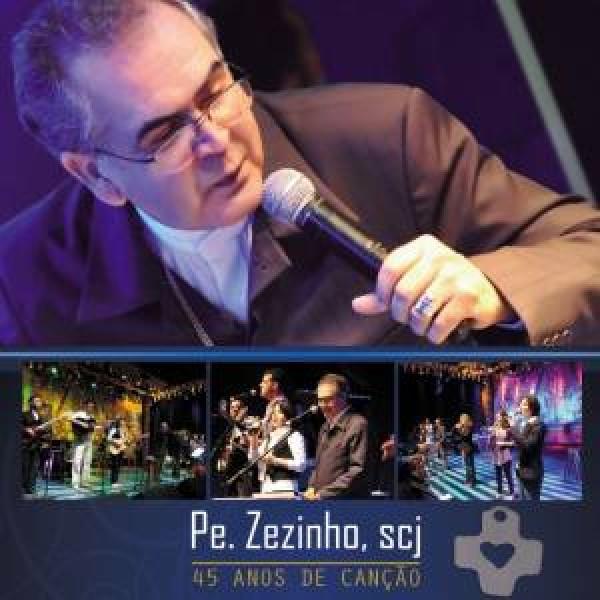 CD Pe. Zezinho, scj - 45 Anos de Canção