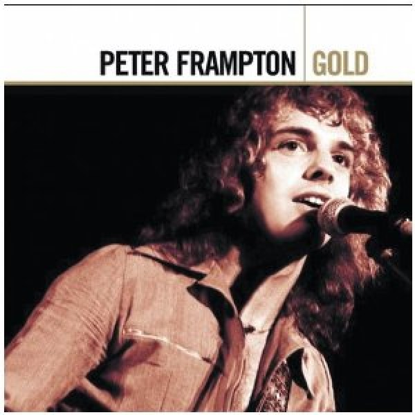 CD Peter Frampton - Gold (DUPLO - IMPORTADO)