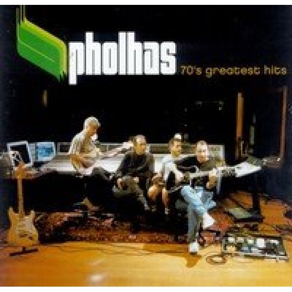 CD Pholhas - 70's Greatest HIts