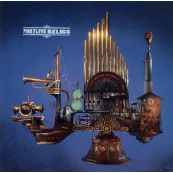 CD Pink Floyd - Relics