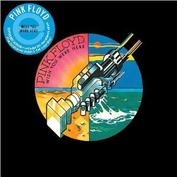 CD Pink Floyd - Wish You Were Here - Experience Edition (DUPLO)