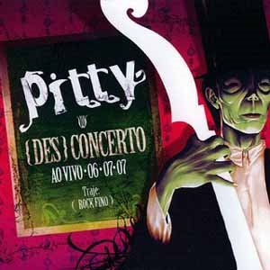 CD Pitty - {Des}Concerto: Ao Vivo