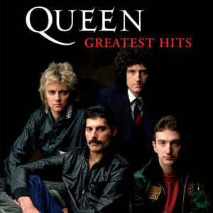 CD Queen - Greatest Hits