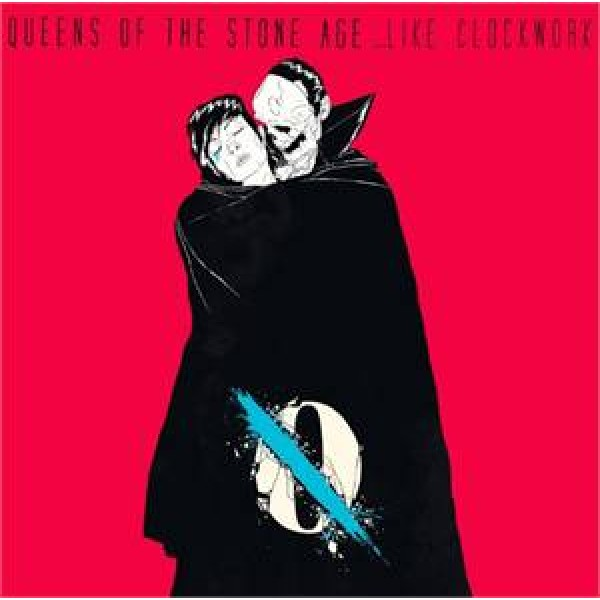 CD Queens Of The Stone Age - Like Clockwork