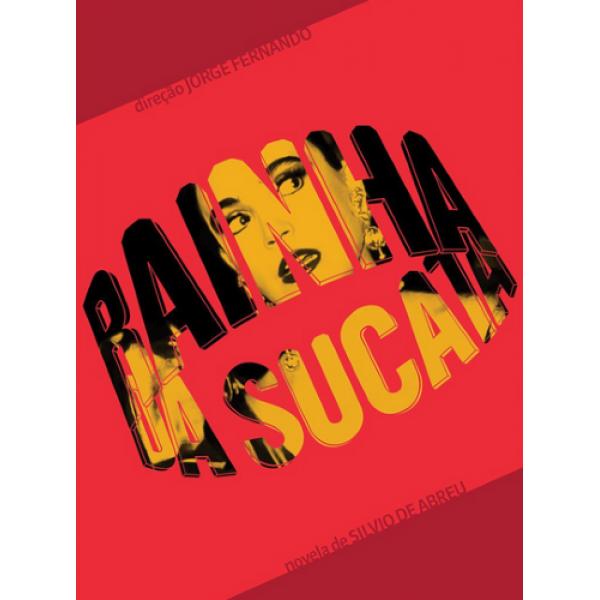 Box Rainha Da Sucata (12 DVD's)