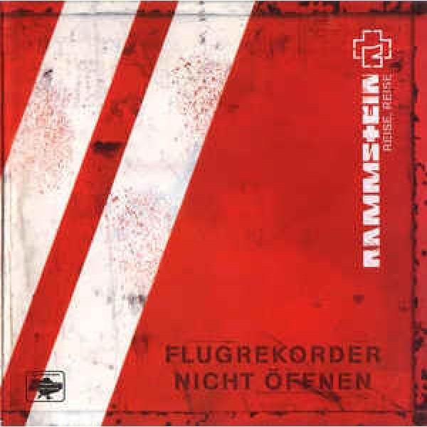 CD Rammstein - Reise, Reise (IMPORTADO)