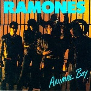 CD Ramones - Animal Boy