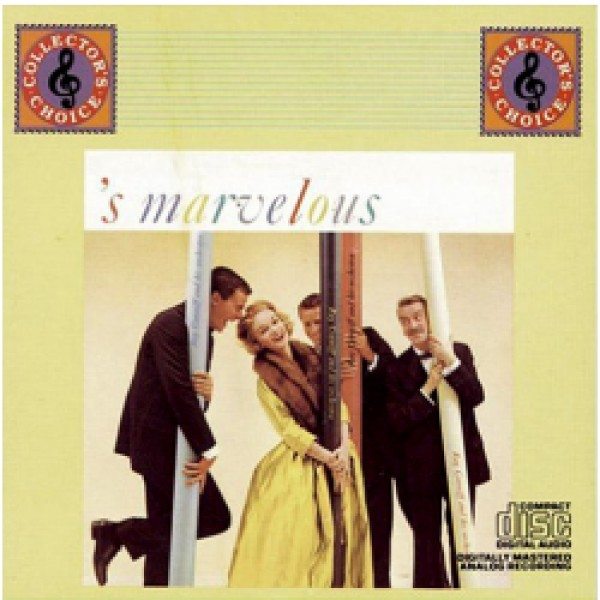 CD Ray Conniff - 'S Marvelous
