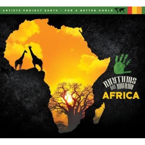 CD Rhythms Del Mundo - Africa (Digipack)