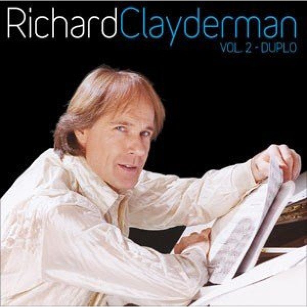 CD Richard Clayderman - Vol. 2 (DUPLO)