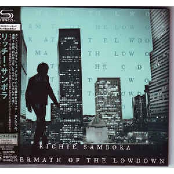 CD Richie Sambora - Aftermath Of The Lowdown (Digipack)
