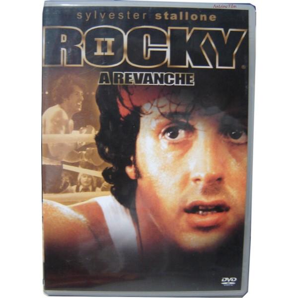 DVD Rocky II: A Revanche