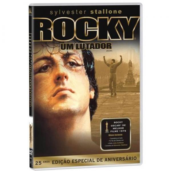 DVD Rocky I: Um Lutador - Edição Especial de Aniversário