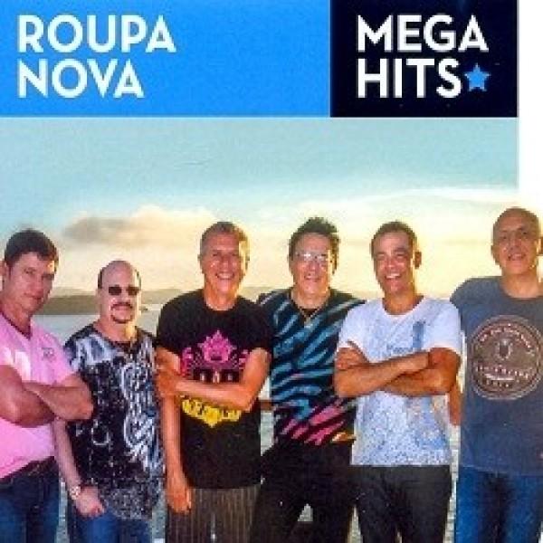 CD Roupa Nova - Mega Hits