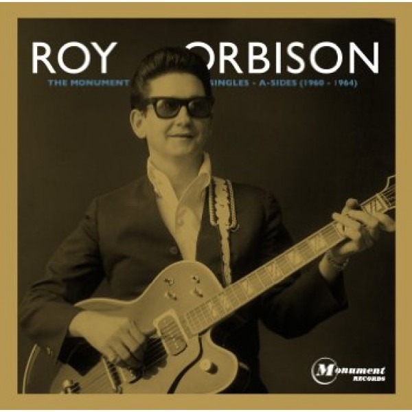 CD Roy Orbison - The Monument Singles: A-Sides (1960-1964) (IMPORTADO)