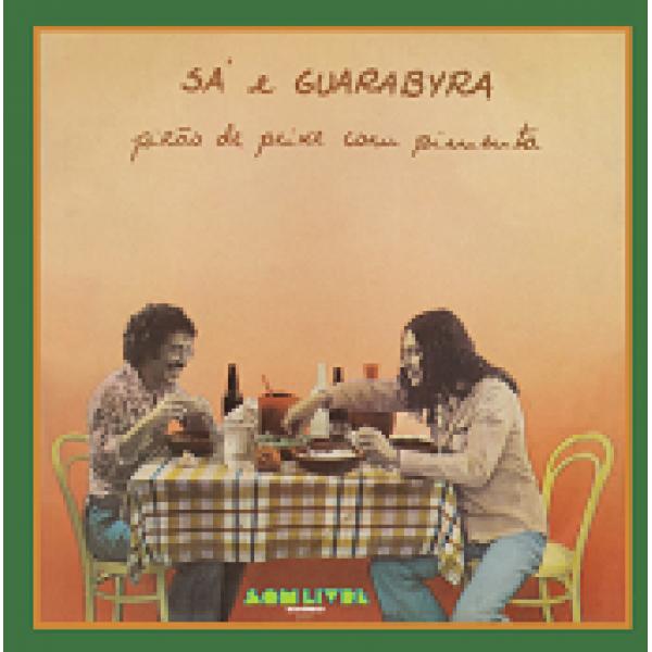 CD Sá & Guarabyra - Pirão de Peixe Com Pimenta (Digipack)