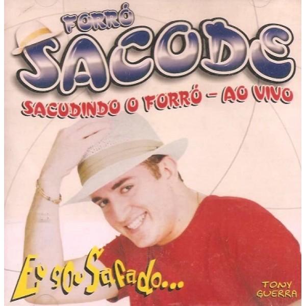 CD Forró Sacode - Eu Sou Safado...