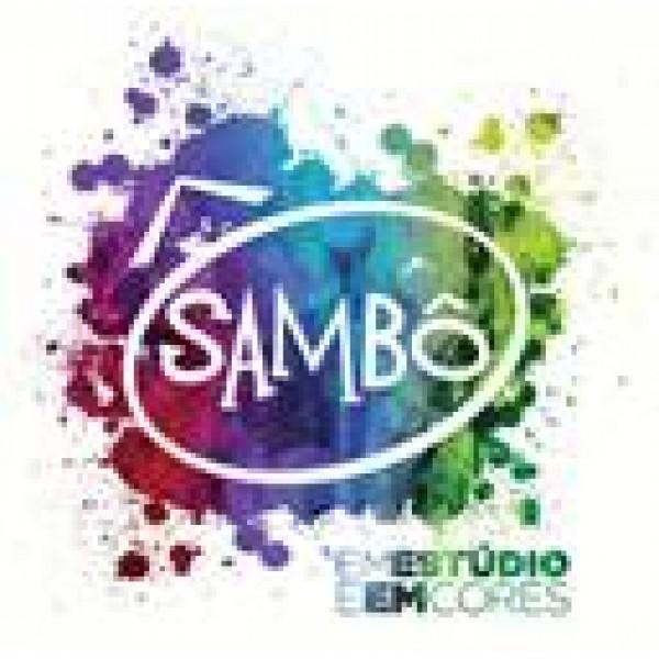 CD Sambô - Em Estúdio E Em Cores