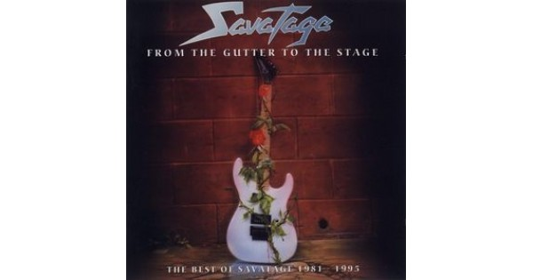 Cd Savatage From The Gutter To The Stage Duplo