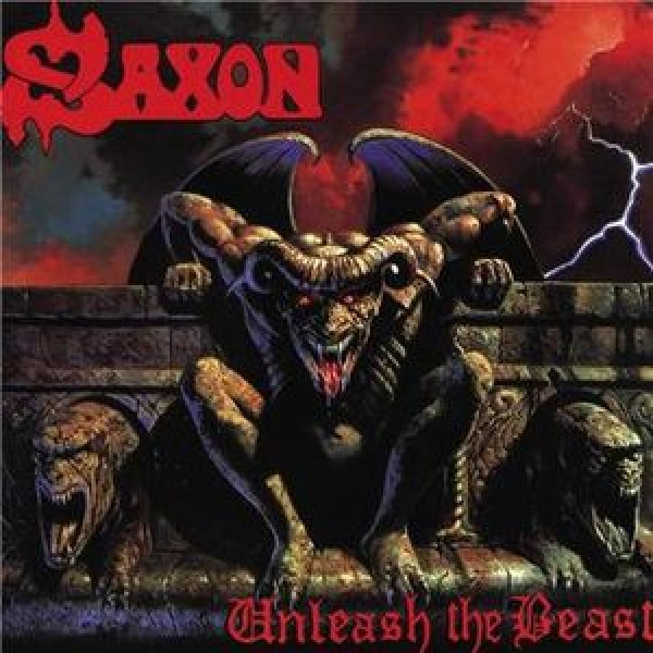 CD Saxon - Unleash The Beast (IMPORTADO)