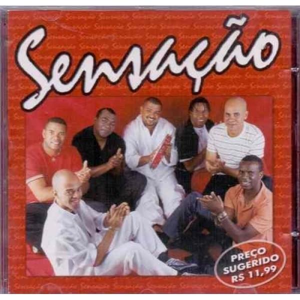 CD Grupo Sensação - Tudo De Bom