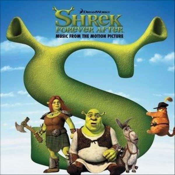 CD Shrek - Forever After (O.S.T.)