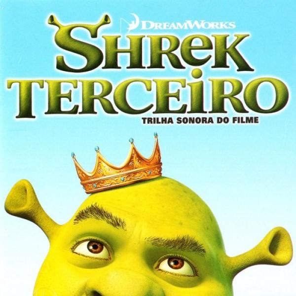 CD Shrek Terceiro - Trilha Sonora do Filme