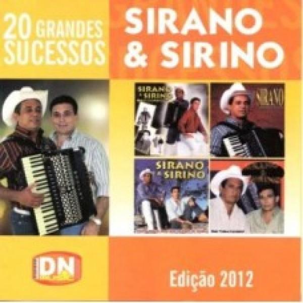 CD Sirano & Sirino - 20 Grandes Sucessos