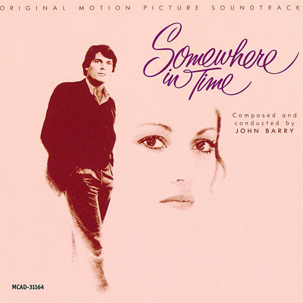 CD Somewhere In Time - O.S.T. (IMPORTADO)