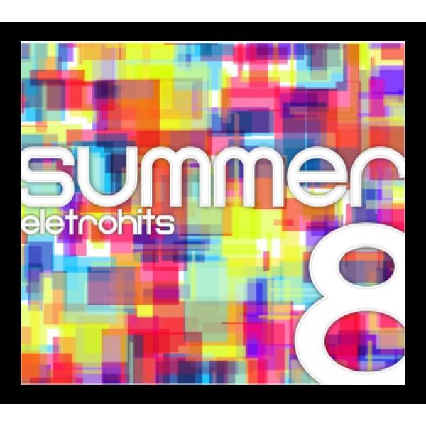 CD Summer Eletrohits 8