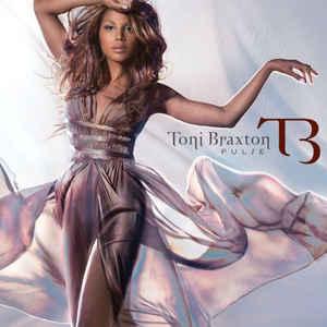 CD Toni Braxton - Pulse