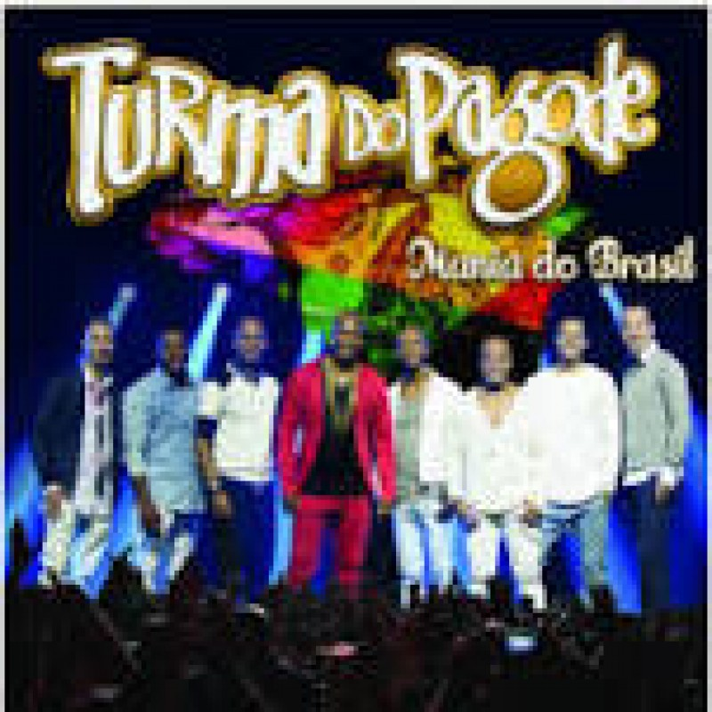 CD Turma do Pagode - Mania do Brasil, Merci Disco
