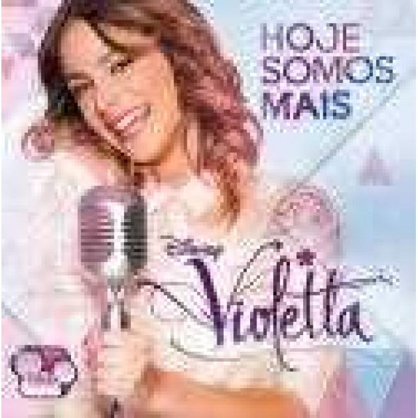 CD Violetta - Hoje Somos Mais