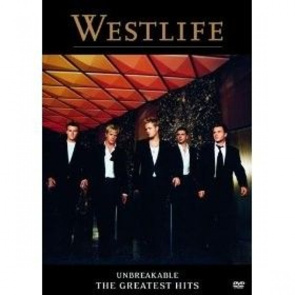 DVD Westlife - Unbreakable: The Greatest Hits (IMPORTADO)