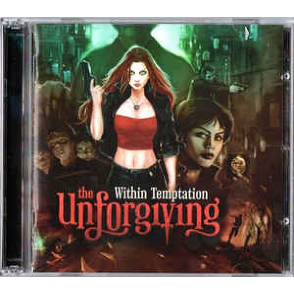 CD Within Temptation - The Unforgiving