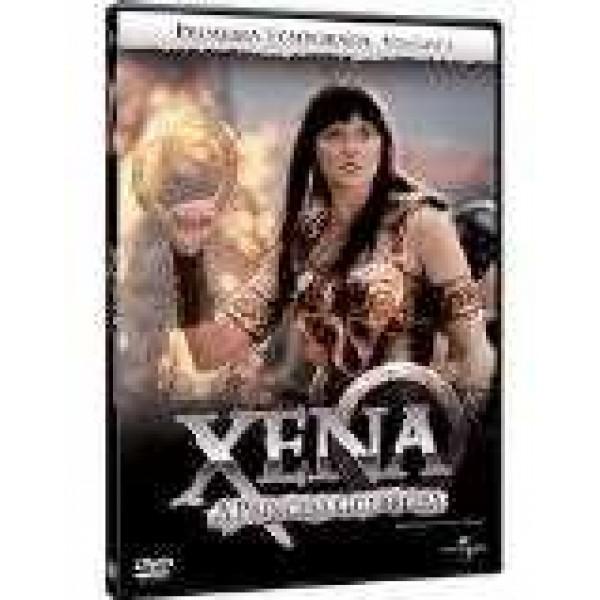 Box Xena - A Princesa Guerreira - Primeira Temporada Vol. 1 (3 DVD's)