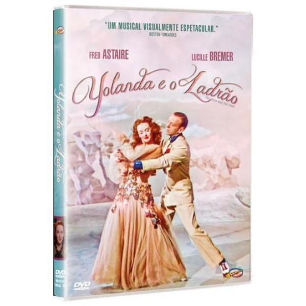 DVD Yolanda E O Ladrão
